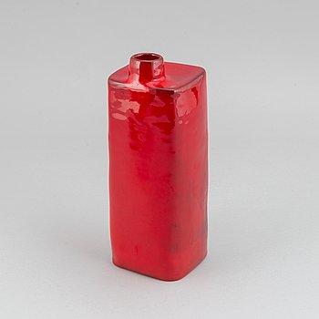 Ingrid Atterberg, a signed ceramic vase.