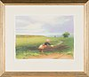 Kaj stenvall, lithograph, signed and dated 2003, numbered 151/155.
