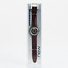 Swatch, automatic, rubin, wriswatch, 37 mm.