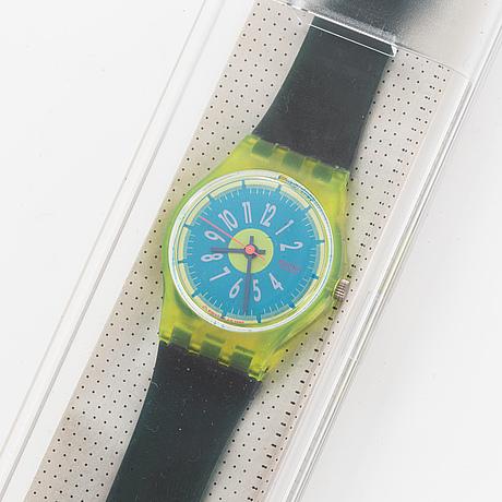 Swatch, fitless, armbandsur, 25 mm.