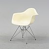 Charles and ray eames, a chair model 'eames plastic chair - dar', vitra, 2005.