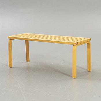 Alvar Aalto, a bench, model 153A, Artek.