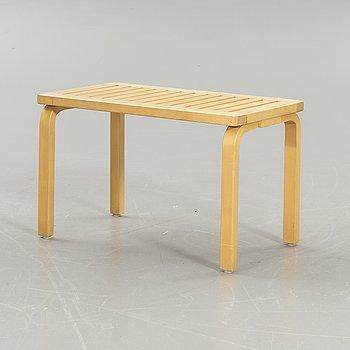 Alvar Aalto, a bench model 153 B, Artek.