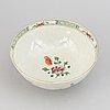 A famille rose bowl, qing dynasty, qianlong (1736-1795).