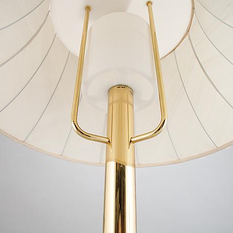 Hans-agne jakobsson, a brass table light, markaryd.