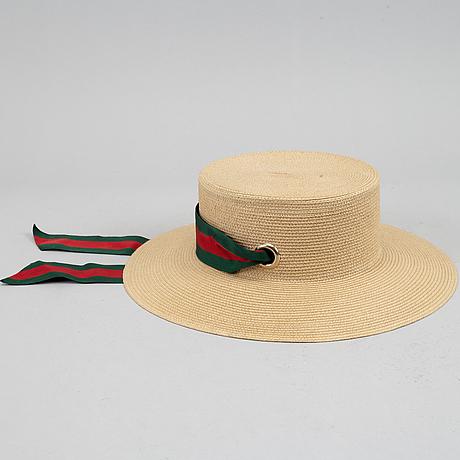 Gucci, hat, size m 57 cm.