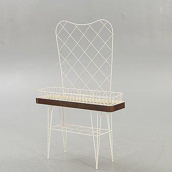 Flower table / trellis, 1950s, String model.