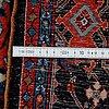 Matta, semiantik bidjar, ca 314 x 222 cm.