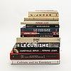 Fernand leger, cubusm, purism, art concret etc, books 15 vol.