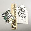 Art exhibition catalogs futurism, suprematism etc, 19 vol.