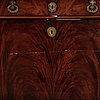 An empire secretaire, first half of the 19th century.
