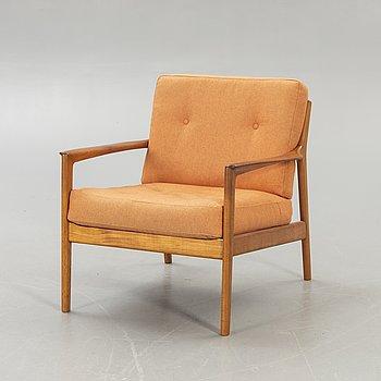 "Folke Ohlsson, armchair, ""Monterey"" / ""5-162"", AB Svenska Möbelfabrikerna, Bodafors."