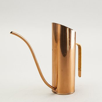 Gunnar Ander, watering can copper second half of the 20th century.