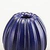 Vicke lindstrand, vase, earthenware, upsala-ekeby.