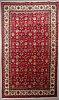 A carpet, tabriz, ca 521 x 310 cm.