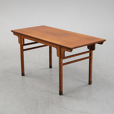 A mid-century table, possibly danmark.