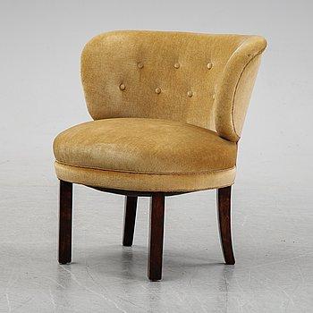 A 1930's armchair, Denmark.