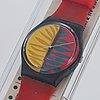 Swatch, waipitu, armbandsur, 34 mm.