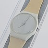 Swatch, white out, armbandsur, 34 mm.