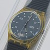 Swatch, open windows, armbandsur, 34 mm.