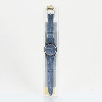 Swatch, Obelisque, wristwatch, 34 mm.
