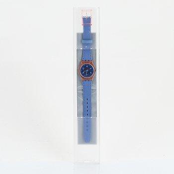 Swatch, Polka, wristwatch, 25 mm.