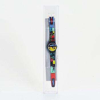 Swatch, Frozen Dreams, armbandsur, 25 mm.
