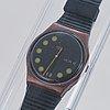 Swatch, bright lights, wristwatch, 34 mm.