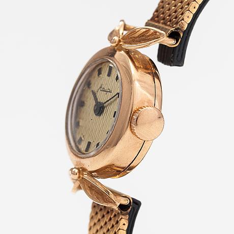 Haupu, wristwatch, 18 mm.