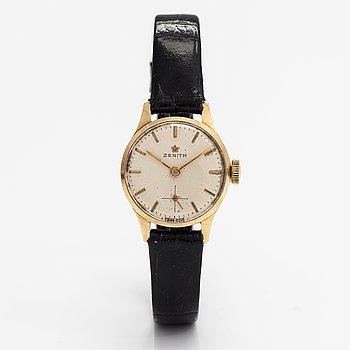 Zenith, wristwatch, 22 mm.