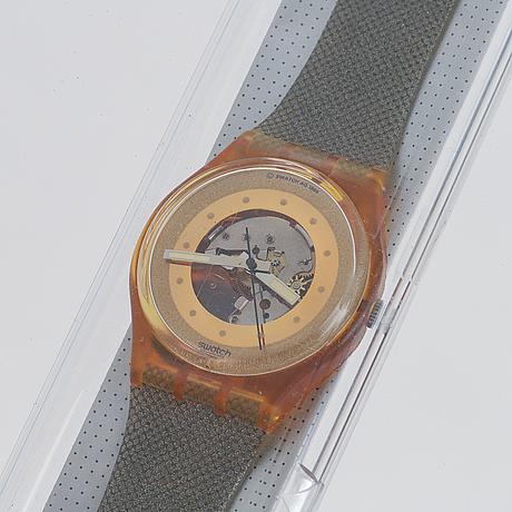 Swatch, wristwatch, 34 mm.