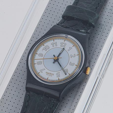 Swatch, raissa, wristwatch, 25 mm.