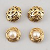 Chanel, a pair of earrings.