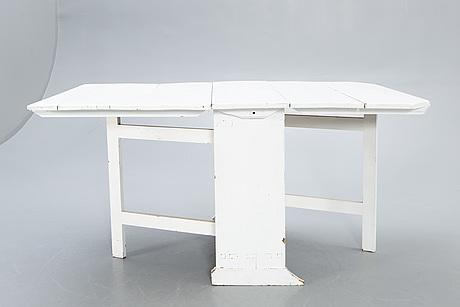 Slagbord, 1800-talets sista del.