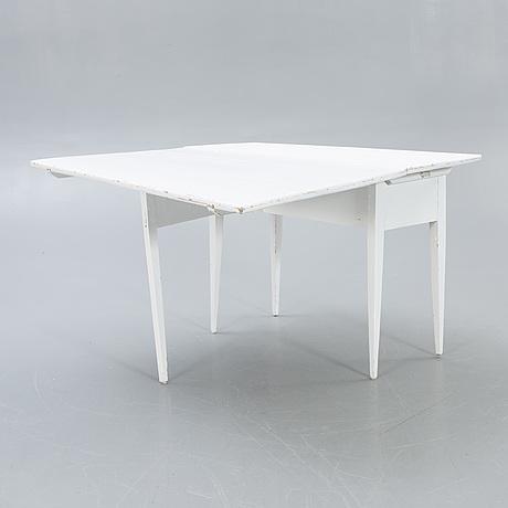 Slagbord, 1800-talets slut.