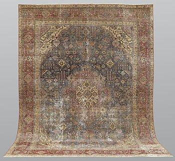Matta, Orientalisk, ca 378 x 283 cm.