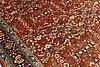 A carpet, mahal, ca 387 x 290 cm.