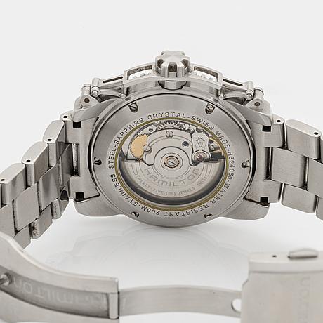 Hamilton, khaki field, wristwatch, 40 mm.