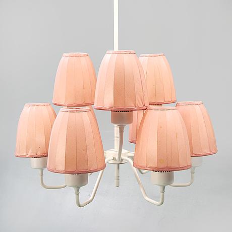 Hans-agne jakobsson, ceiling lamp, 1960s-70s.