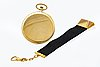 Touchon & co för tiffany & co, fickur / frackur med chatelaine, 44,5 mm,