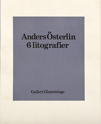 Anders österlin,