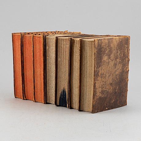 Danica, med graverade planscher (7 vol).