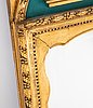 Spegel, 1800-talets början.