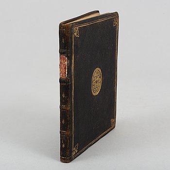 Manifestum, 1644, in a contemporary binding.