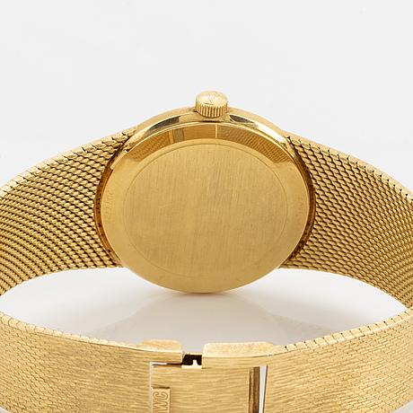 Iwc, schaffhausen, wristwatch, 34 mm.