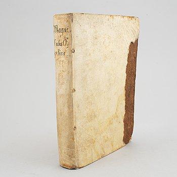 Tuba angelica, 1637.
