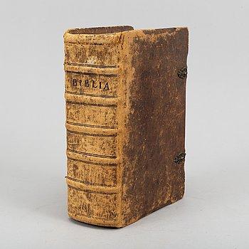 The Gustav Vasa Bible, 1540-41.