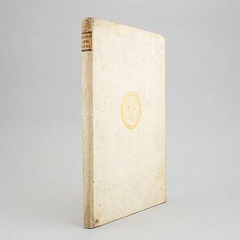 Bernström's attractive copy of Stora Tuna (Dalecarlia), 1743.