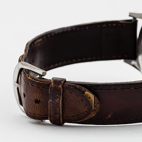 Eterna, wristwatch, 36,5 mm.
