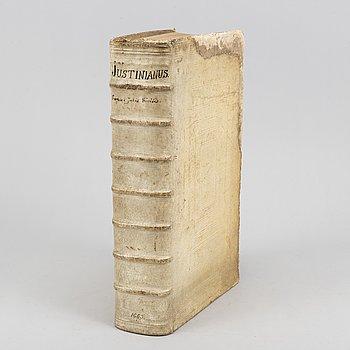Corpus Juris Civilis, Elzevir, 1663.